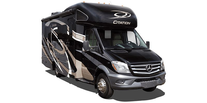 Find Specs for 2020 Thor Motor Coach Citation Sprinter Class C RVs