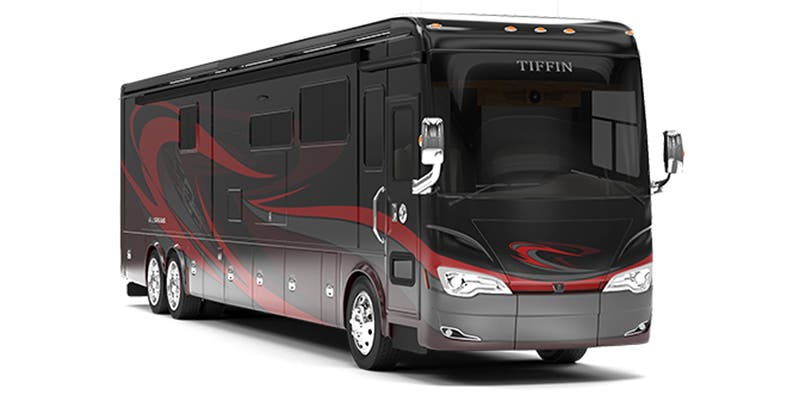 Find Specs for 2020 Tiffin - Allegro Bus <br>Floorplan: 45 MP (Class A)