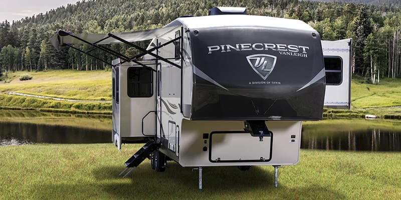 Find Specs for 2020 Vanleigh PineCrest Fifth Wheel RVs