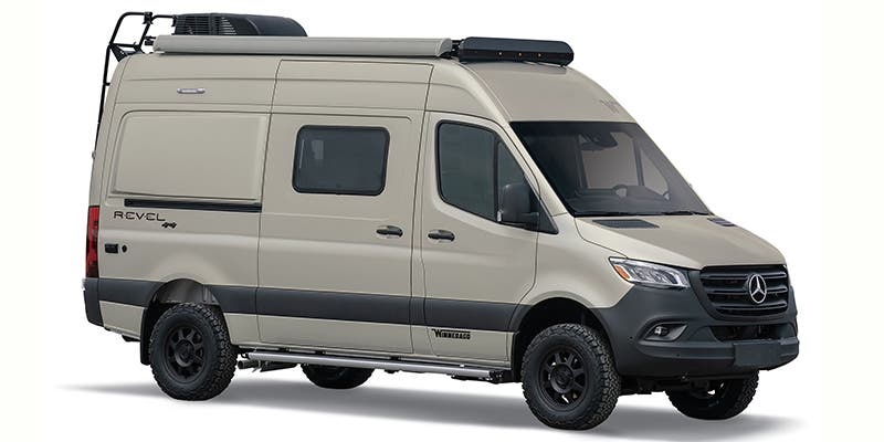 Find Specs for 2020 Winnebago Revel Class B RVs