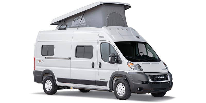 Find Specs for Winnebago Solis Class B RVs