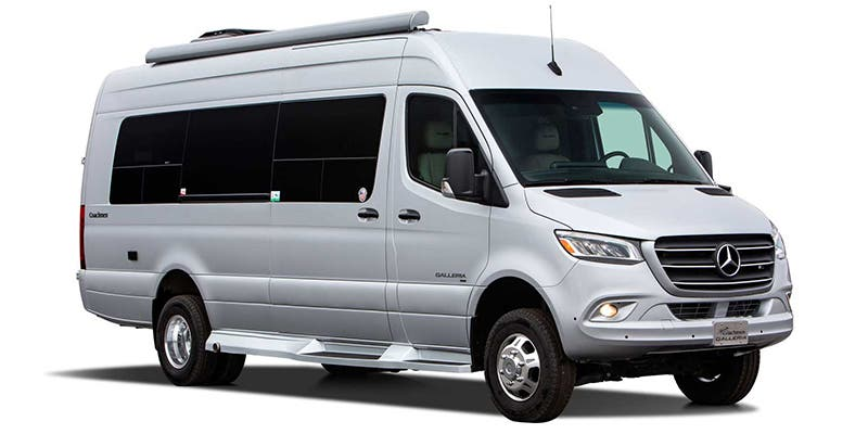 Find Specs for 2021 Coachmen Galleria Class B RVs
