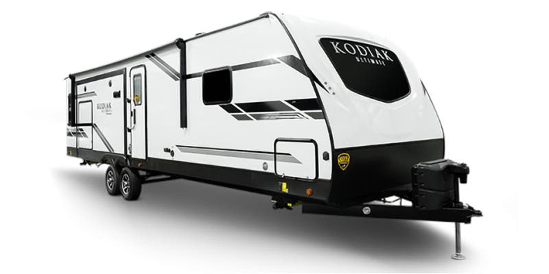 Find Specs for 2021 Dutchmen - Kodiak Ultimate <br>Floorplan: 3321BHSL (Travel Trailer)