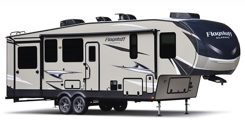 2021 Forest River Flagstaff Classic Super Lite (Fifth Wheel)