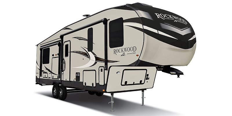 2021 Forest River Rockwood Ultra Lite (Fifth Wheel)