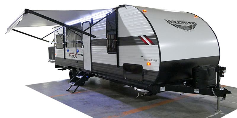 2021 Forest River Wildwood FSX (Toy Hauler)