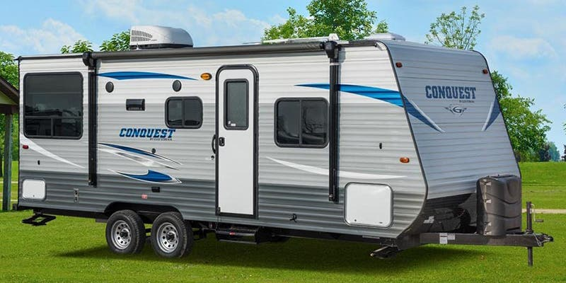 2021 Gulf Stream Conquest (Travel Trailer)