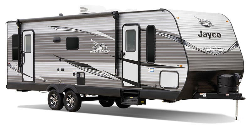 Find Specs for Jayco Jay Flight SLX Toy Hauler RVs