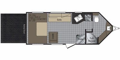 2010 Keystone Raptor Specs Floorplans Keystonervsource Com