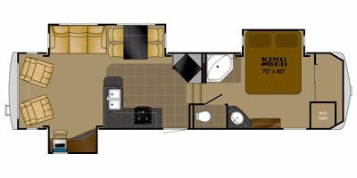 Bighorn 5th Wheel Floor Plans Carpet Vidalondon