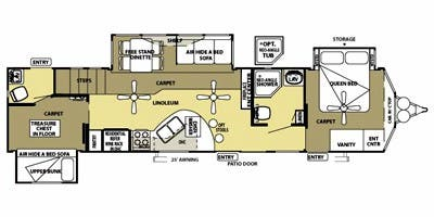 Find Specs for 408LOFT