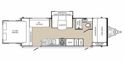 Specs For 2012 Travel Trailer Palomino Stampede Rvs