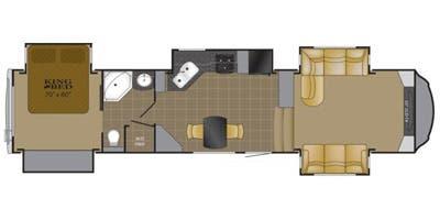 2015 Heartland Bighorn Specs Floorplans