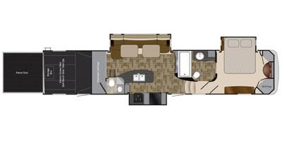 full specs for 2014 heartland cyclone cy 4100 king rvs. Black Bedroom Furniture Sets. Home Design Ideas