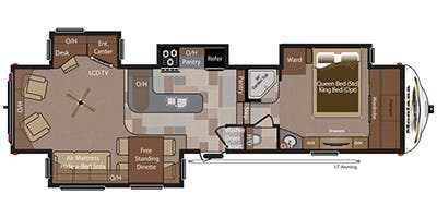 Specs For 2014 Fifth Wheel Keystone Montana Big Sky Rvs