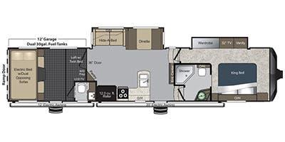 2015 Keystone Raptor Specs Floorplans Keystonervsource Com