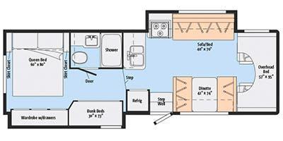 full specs for 2014 itasca spirit silver 31hp rvs. Black Bedroom Furniture Sets. Home Design Ideas