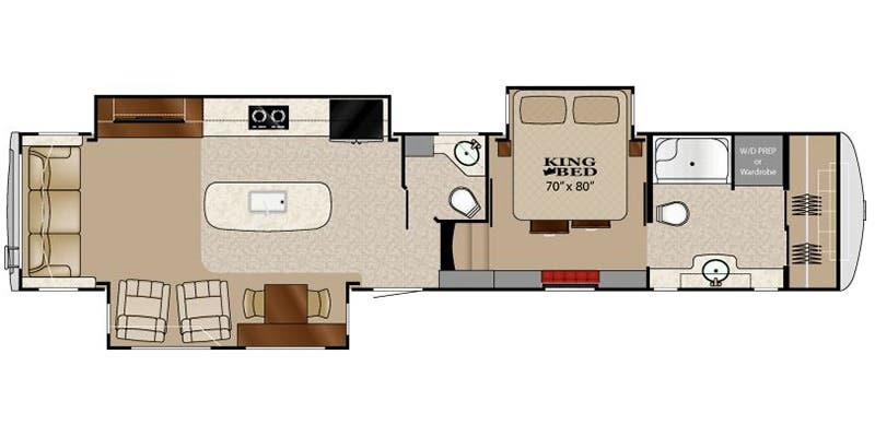 Find Specs for LM Newport RVs