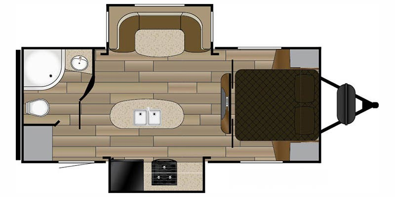 Full Specs For 2016 Cruiser RV Fun Finder Xtreme Lite X