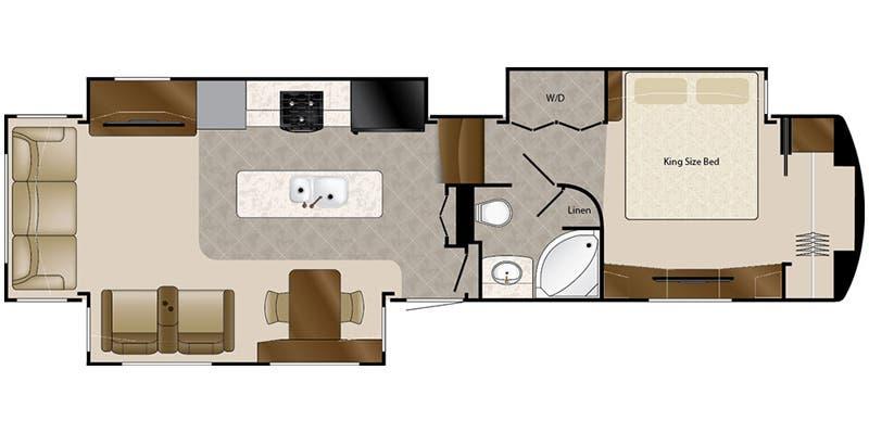 Full Specs For 2016 Drv Elite Suites 38rssb3 Rvs Rvusa Com