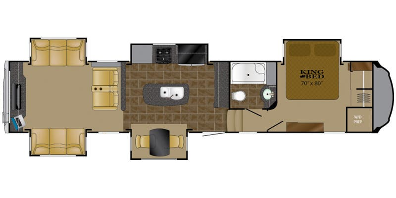 Full specs for 2017 heartland rv bighorn bh 3970 rd rvs rvusa find specs for 2017 heartland rv bighorn brfloorplan bh 3970 rd cheapraybanclubmaster Images