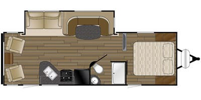 Find Specs for 255 LX RVs