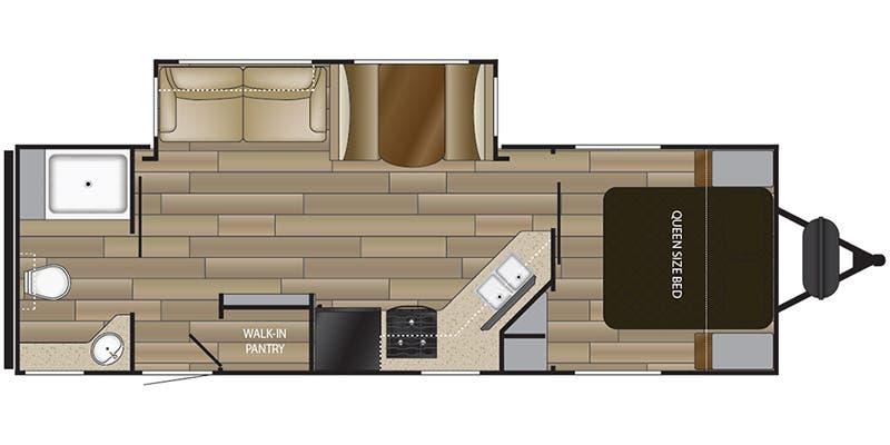 Find Specs For 2018 Cruiser Rv Shadow <br>floorplan Sc260rbs: Shadow Cruiser Wiring Diagram At Shintaries.co