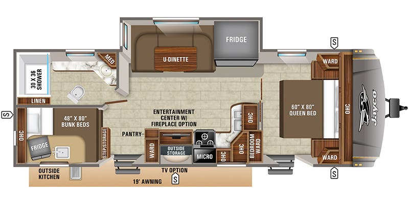 2020 Jayco Eagle HT (Travel Trailer)