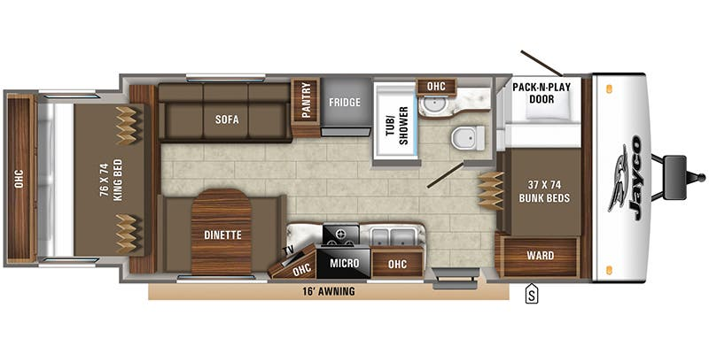 2020 Jayco Jay Feather (Travel Trailer)
