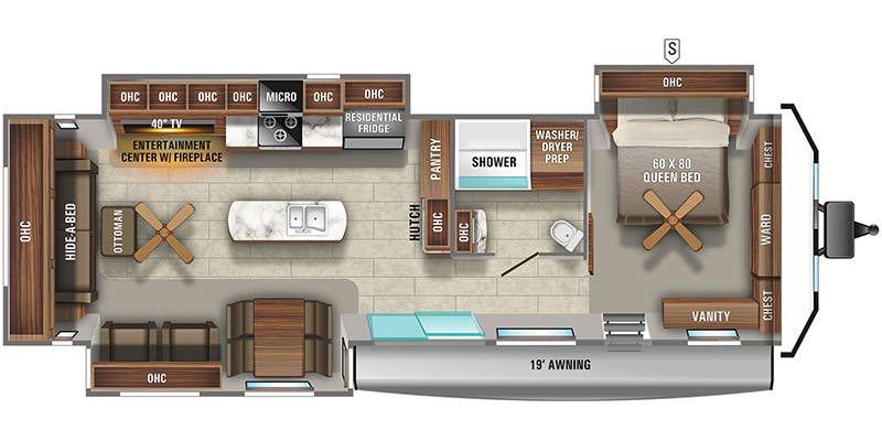 2021 Jayco Jay Flight Bungalow (Destination Trailer)